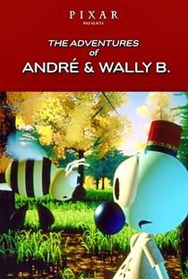 André e Wally B. - Poster / Capa / Cartaz - Oficial 1