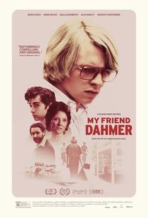 Meu Amigo Dahmer - Poster / Capa / Cartaz - Oficial 1
