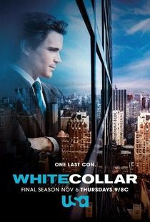White Collar (6ª Temporada) - Poster / Capa / Cartaz - Oficial 3