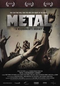 Metal - Uma Jornada pelo Mundo do Heavy Metal - Poster / Capa / Cartaz - Oficial 1