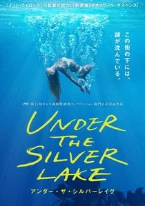 Under the Silver Lake - Poster / Capa / Cartaz - Oficial 4