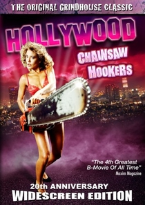 Hollywood Chainsaw Hookers - Poster / Capa / Cartaz - Oficial 2