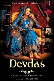 Devdas - Poster / Capa / Cartaz - Oficial 2