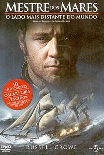 Mestre dos Mares: O Lado Mais Distante do Mundo - Poster / Capa / Cartaz - Oficial 3