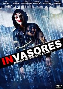 Invasores: Nenhum Sistema Está a Salvo - Poster / Capa / Cartaz - Oficial 3