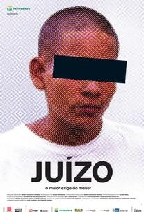 Juízo - Poster / Capa / Cartaz - Oficial 1