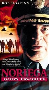Noriega - O Favorito de Deus - Poster / Capa / Cartaz - Oficial 2