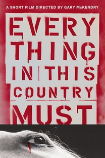 Everything In This Country Must - Poster / Capa / Cartaz - Oficial 1