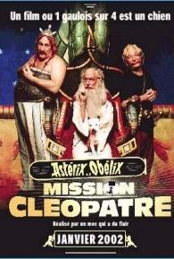 Asterix & Obelix - Missão Cleópatra - Poster / Capa / Cartaz - Oficial 2