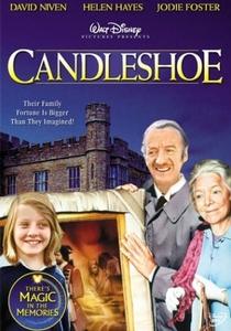 Candleshoe, O Segredo da Mansão - Poster / Capa / Cartaz - Oficial 3