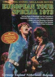 Rolling Stones - European Tour Special 1973 - Poster / Capa / Cartaz - Oficial 1