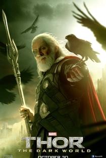 Thor: O Mundo Sombrio - Poster / Capa / Cartaz - Oficial 10