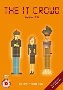 The IT Crowd (2ª Temporada) - Poster / Capa / Cartaz - Oficial 2