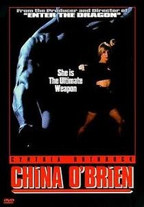 China O'Brien - Uma Kickboxer a Serviço da Lei - Poster / Capa / Cartaz - Oficial 4