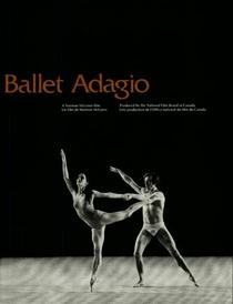 Ballet Adagio - Poster / Capa / Cartaz - Oficial 1