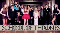 School of Thrones - Poster / Capa / Cartaz - Oficial 1