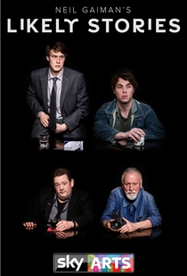 Neil Gaiman's Likely Stories - Poster / Capa / Cartaz - Oficial 1