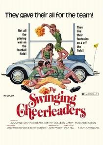 The Swinging Cheerleaders - Poster / Capa / Cartaz - Oficial 1