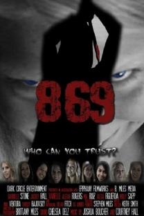 869 - Poster / Capa / Cartaz - Oficial 1