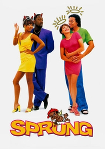 Sprung - Loucas de Amor - Poster / Capa / Cartaz - Oficial 1