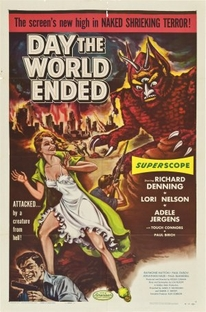 Day the World Ended - Poster / Capa / Cartaz - Oficial 1