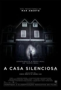 A Casa Silenciosa - Poster / Capa / Cartaz - Oficial 2