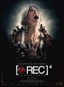 [REC]⁴ Apocalipse - Poster / Capa / Cartaz - Oficial 5