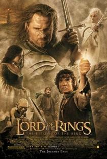 O Senhor dos Anéis: O Retorno do Rei - Poster / Capa / Cartaz - Oficial 3