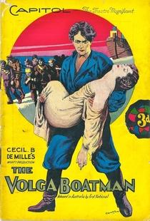 O Barqueiro do Volga  - Poster / Capa / Cartaz - Oficial 1