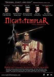 Night of the Templar - Poster / Capa / Cartaz - Oficial 4