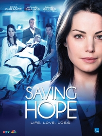 Saving Hope (1ª Temporada) - Poster / Capa / Cartaz - Oficial 1