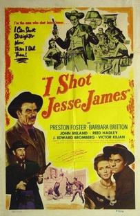 Eu Matei Jesse James - Poster / Capa / Cartaz - Oficial 2