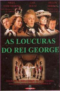 As Loucuras do Rei George - Poster / Capa / Cartaz - Oficial 3