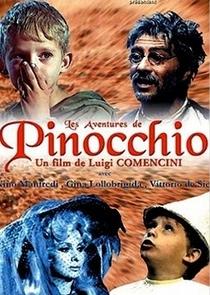 Pinóquio e Suas Aventuras - Poster / Capa / Cartaz - Oficial 1