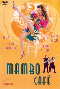 Mambo Café - Servindo a Máfia - Poster / Capa / Cartaz - Oficial 3