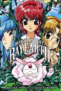 Guerreiras Mágicas de Rayearth (1ª Temporada) - Poster / Capa / Cartaz - Oficial 1
