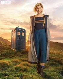 Doctor Who (11ª Temporada) - Poster / Capa / Cartaz - Oficial 2