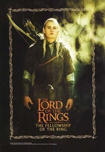 O Senhor dos Anéis: A Sociedade do Anel - Poster / Capa / Cartaz - Oficial 9