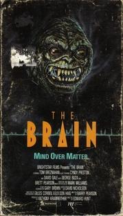 O Cérebro - Poster / Capa / Cartaz - Oficial 4