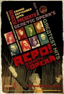 Repo! The Genetic Opera - Poster / Capa / Cartaz - Oficial 6