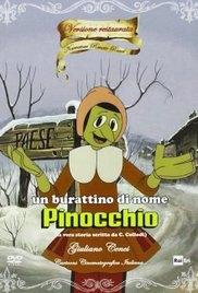 Um Boneco chamado Pinóquio - Poster / Capa / Cartaz - Oficial 1