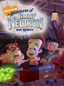 As Aventuras de Jimmy Neutron, o Menino Gênio - Poster / Capa / Cartaz - Oficial 1