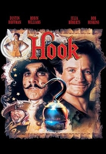 Hook: A Volta do Capitão Gancho - Poster / Capa / Cartaz - Oficial 3