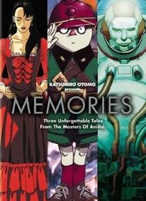 Memories - Poster / Capa / Cartaz - Oficial 2
