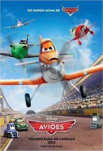 Aviões - Poster / Capa / Cartaz - Oficial 1