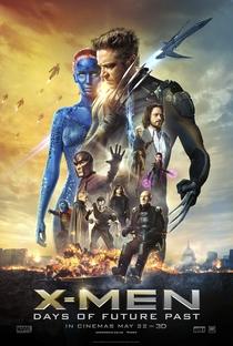 X-Men: Dias de um Futuro Esquecido - Poster / Capa / Cartaz - Oficial 1
