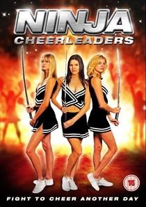 Ninja Cheerleaders - Poster / Capa / Cartaz - Oficial 4
