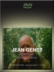 Jean Genet - Poster / Capa / Cartaz - Oficial 1