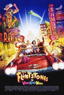 Os Flintstones em Viva Rock Vegas - Poster / Capa / Cartaz - Oficial 1
