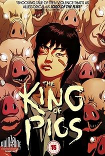 O Rei dos Porcos - Poster / Capa / Cartaz - Oficial 6